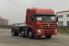 王牌牌CDW4250A2T5型牵引汽车图片