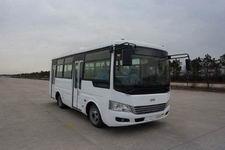 6.2米安凯HFF6629GEVB1纯电动城市客车