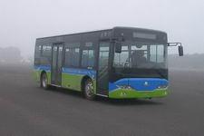 8.5米黄河JK6856GBEVQ1纯电动城市客车
