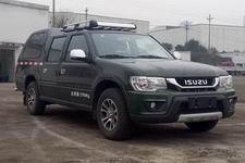庆铃牌QL5030XXY2WWSJ型厢式运输车