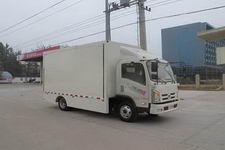 程力威CLW5071XSHBEV型纯电动售货车