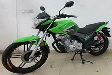 豪达牌HD150-6A型两轮摩托车图片