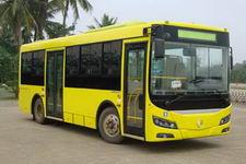 8米金旅XML6805JEV90C纯电动城市客车