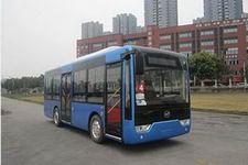 8.1米华夏AC6810BEV纯电动城市客车
