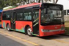 8.5米|10-30座金龙混合动力城市客车(XMQ6850AGCHEVN52)