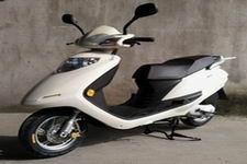 乐士牌LS100T-12C型两轮摩托车图片