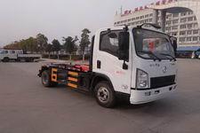 楚飞牌CLQ5040ZXX5SX型车厢可卸式垃圾车图片