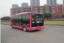 6米华夏AC6600BEV纯电动城市客车
