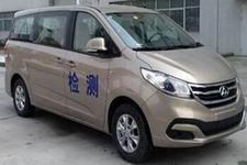 培新牌XH5030XJC型检测车图片