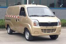 力帆LF5028XXYGEV型纯电动厢式运输车