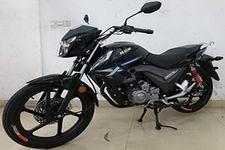 豪达牌HD150-3A型两轮摩托车图片