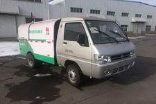 龙帝牌CSL5023ZLJBEV型纯电动自卸式垃圾车