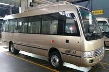8米金旅XML6809JEV80纯电动客车
