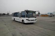 8.1米亚星JS6818GHBEV纯电动城市客车