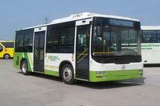 8.4米金旅XML6845JEV20C纯电动城市客车