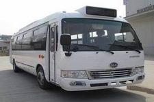 8.1米江西JXK6810BEV纯电动城市客车