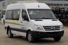 开沃NJL5040XGCBEV2型纯电动工程车
