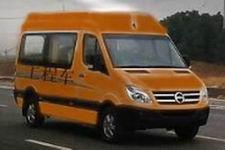 开沃牌NJL5040XGCBEV2型纯电动工程车图片4