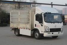 陕汽SX5040CCYBEV4型纯电动仓栅式运输车