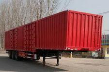 新宏东13.5米31.5吨3轴厢式运输半挂车(LHD9400XXYE)