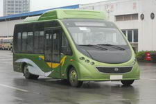 6.8米恒通客车CKZ6680HBEVL纯电动城市客车