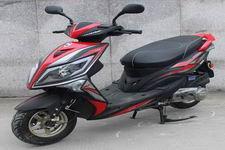 新豪牌XH125T-20型两轮摩托车