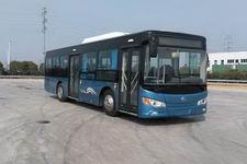 10.5米|24-35座晶马纯电动城市客车(JMV6105GRBEV)