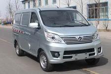 长安SC5027XXYACBEV型纯电动厢式运输车