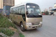 7米中植汽车CDL6700LRBEV纯电动客车