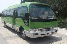 8米金龙XMQ6806AYBEVL纯电动客车