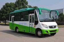6.6米解放CA6660URBEV81纯电动城市客车
