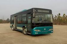 8米黄河JK6806GBEVQ1纯电动城市客车