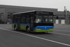 黄河牌JK6806GBEVQ1型纯电动城市客车图片2