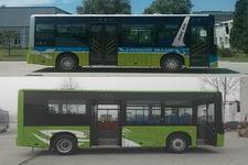 黄河牌JK6806GBEVQ1型纯电动城市客车图片3