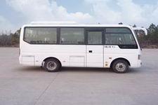 安凯牌HFF6629KEVB型纯电动客车图片2