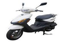 山崎牌SAQ125T-7C型两轮摩托车图片