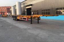 轩畅15米34吨3轴集装箱运输半挂车(JFH9400TJZE)