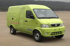 中通LCK5038XXYBEV2型纯电动厢式运输车