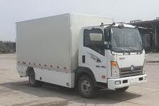 通途CTT5070XXYBEV型纯电动厢式运输车