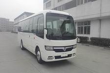 8.1米尼欧凯QTK6810BEVH1F纯电动客车