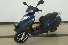 豪进牌HJ125T-5A型两轮摩托车图片