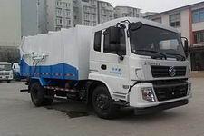 佛莱特牌FLT5160ZDJS4型压缩式对接垃圾车