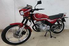 豪达牌HD125-9G型两轮摩托车图片
