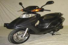 本菱牌HL100T-5A型两轮摩托车