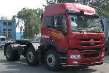 解放前四后四平头柴油牵引车294马力(CA4206P1K2T3E4A80)