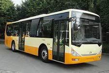 11.5米|24-34座广汽混合动力城市客车(GZ6112HEV)