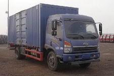 青岛解放国四单桥厢式运输车152-173马力5-10吨(CA5148XXYPK2L4E4A80-3)