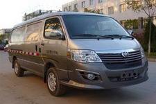 金程牌GDQ5030XXYL型厢式运输车