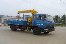 东风牌EQ5160JSQG1-40型随车起重运输车