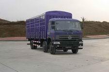 东风神宇国四前四后四仓栅式运输车185-220马力15-20吨(EQ5253CCYF1)
